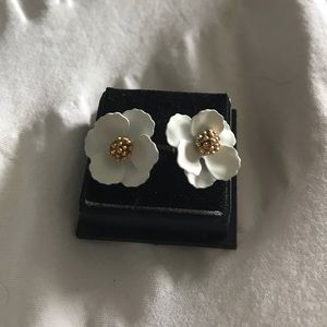 Anthropologie Zenzii Garden Girl Earrings